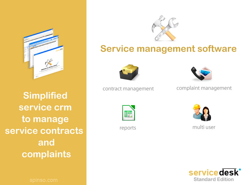 Service Management Software